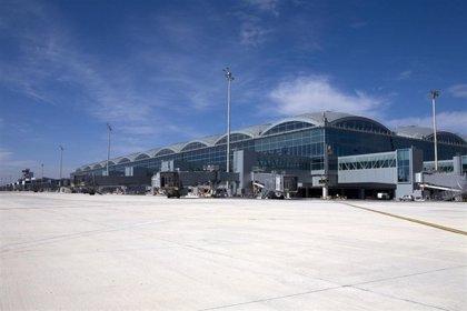 El Aeropuerto de Alicante-Elche retomará su actividad de forma progresiva a partir de la madrugada