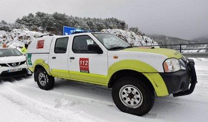 Andalucía oriental registra 150 incidencias por nieve y viento de la borrasca Gloria