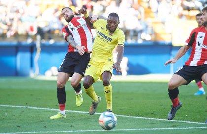 Toko Ekambi jugará cedido en el Olympique de Lyon lo que resta de temporada