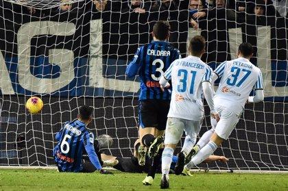 La SPAL sorprende al Atalanta y le deja fuera de puestos 'Champions'