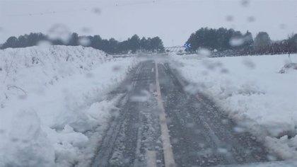 S'obrin sis carreteres al trànsit a la Comunitat Valenciana i 34 vies i els Ports segueixen tancats