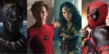 ¿Cuál es el superhéroe favorito en cada país?