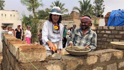 CAEB promueve una nueva campaña de Responsabilidad Social Empresarial a favor de la Fundación Vicente Ferrer en India