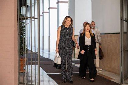 Dimisiones en la dirección del PSOE de Sevilla por discrepancias con Verónica Pérez