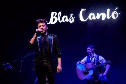 Blas Cantó desvela el título de su canción para Eurovisión 2020: 'Universo'