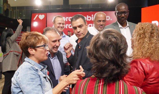 Elena Máñez, nueva consejera de Economía, Conocimiento y Empleo del Gobierno de Canarias