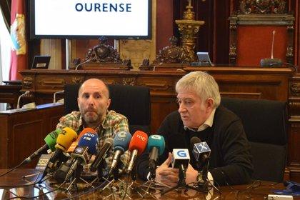 """El alcalde de Ourense sostiene que """"la única intermodal digna"""" pasa por """"un AVE soterrado"""""""