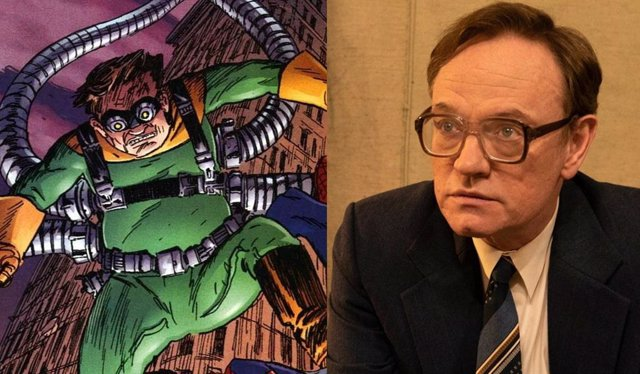 Es Jared Harris el Doctor Octopus en Morbius?