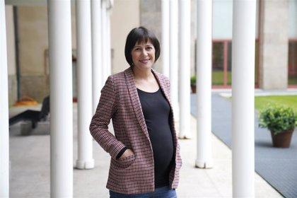 Ana Pontón (BNG) da a luz a su primera hija, Icía