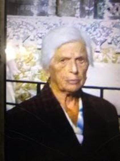 La Policía Nacional pide colaboración ciudadana para localizar a una mujer de 90 años desaparecida en Gran Canaria