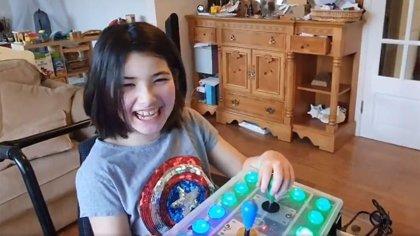 Un padre crea un mando adaptativo para que personas con discapacidad como su hija puedan jugar a 'Zelda', de Nintendo