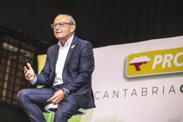 El vicesecretario general del PRC, Javier López Marcano