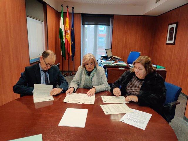 Niebla tendrá un nuevo centro de salud gracias a la colaboración entre Junta y Ayuntamiento.