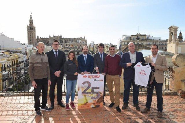Presentación de la Media Maratón de Sevilla