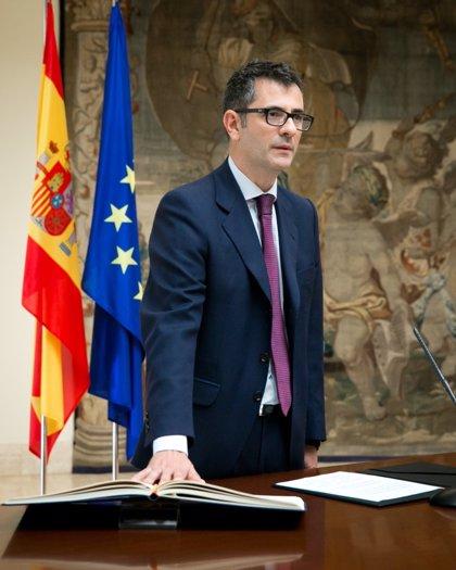 Sánchez confirma a Félix Bolaños como secretario general de la Presidencia