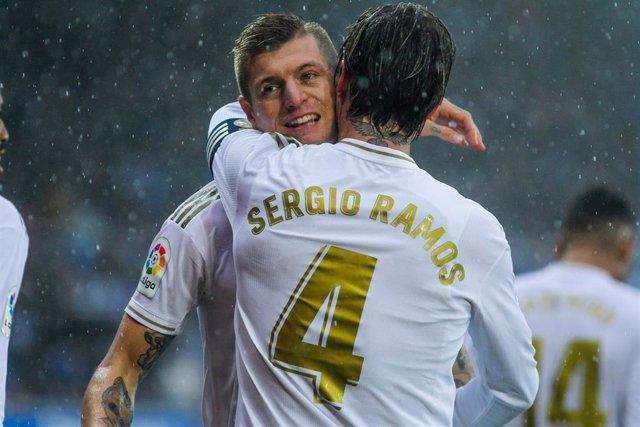 Sergio Ramos y Toni Kroos (Real Madrid)