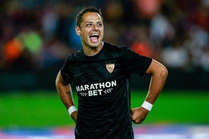 Chicharito abandona el Sevilla y firma por Los Angeles Galaxy