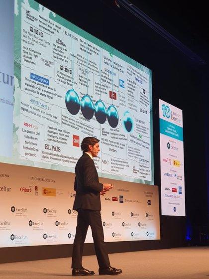 """Álvarez-Pallete destaca las """"enormes oportunidades"""" que ofrece la tecnología al sector turístico"""