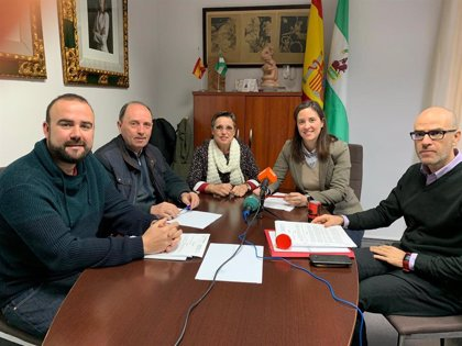 La Junta firma con el Ayuntamiento de Aguilar (Córdoba) la cesión de la travesía urbana de la A-309