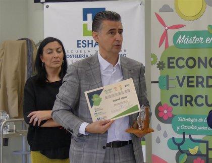 La fábrica de salsas de tomate de Nestlé en Miajadas gana el Premio Extremadura Verde