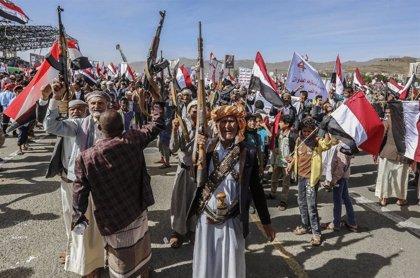 Los huthis niegan estar detrás del ataque contra un cuartel militar en la provincia de Marib