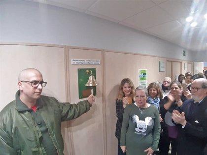 El Hospital Puerta del Mar de Cádiz se suma al proyecto 'Campana de los Sueños'