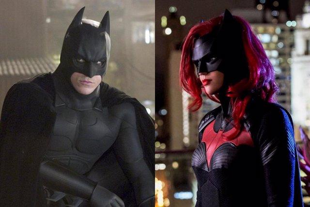 Batman Begins y Batwoman