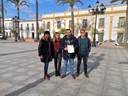 """El PSOE de La Palma del Condado (Huelva) pide al PP que """"rechace el cierre de la oficina liquidadora"""""""
