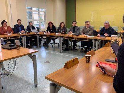 """El PSOE-A explorará """"cualquier vía"""" para impedir que la EASP (Granada) se integre en el Instituto Andaluz de Salud"""
