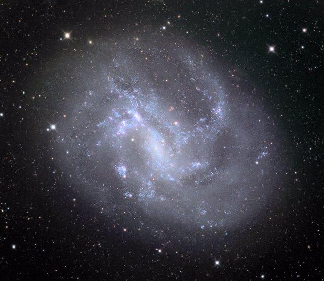 Galaxia NGC 4395