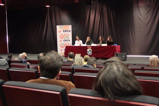 La Sierra de Huelva reúne este fin de semana a profesionales de la gestión cultural de España y Portugal.