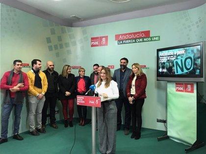 Los alcaldes de El Viso y El Coronil y el secretario de Camas cubrirán las vacantes del PSOE por las renuncias