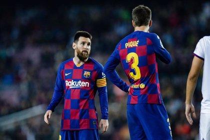 Setién da descanso a Messi y Piqué para el partido en Ibiza