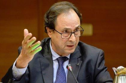 Soler lamenta que la financiación per cápita de la Comunitat Valenciana siga siendo un 12% menor que la media autonómica