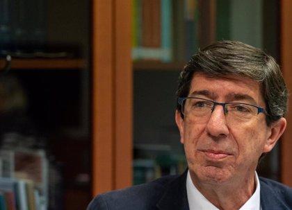 """Marín, abierto a debatir con """"todo el sector"""" sobre la tasa turística, pide """"no confrontar territorios"""""""