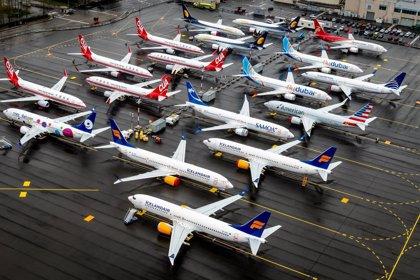 Economía.- Boeing estima que el 737 MAX volverá a volar a mediados de 2020, pero la FAA asegura que no tiene fecha