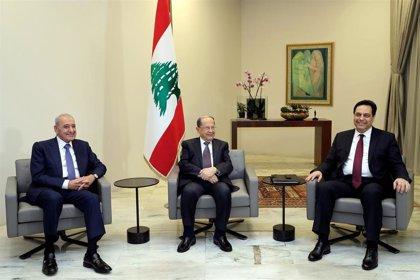 Anunciada la formación de un nuevo Gobierno en Líbano después de tres meses de negociaciones