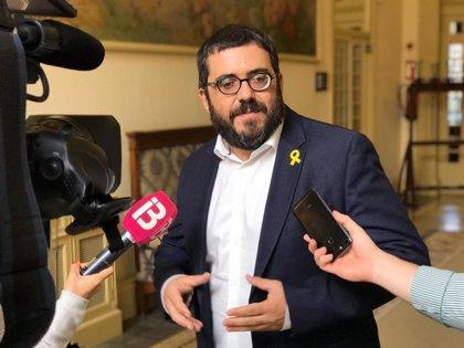 """Vidal lamenta el """"triste papel"""" de los eurodiputados del PP respecto a la cuestión de las Zepas"""