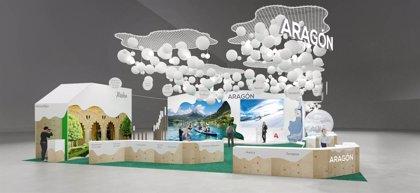 Aragón defiende en FITUR 2020 su apuesta por el turismo sostenible y la nieve
