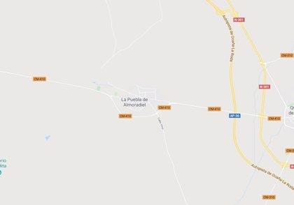 Detenido un hombre después de matar a su pareja en su domicilio en La Puebla de Almoradiel