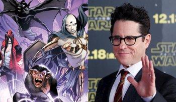 Foto: J.J. Abrams prepara una película y una serie de Liga de la Justicia Oscura