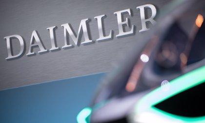 Daimler recorta casi un 50% su beneficio en 2019, hasta 5.600 millones