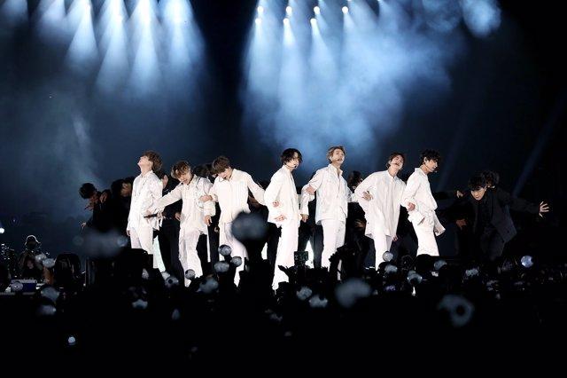 BTS anuncian dos conciertos en Barcelona