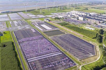 """Volkswagen incrementa el uso de """"electricidad verde"""" en sus instalaciones"""