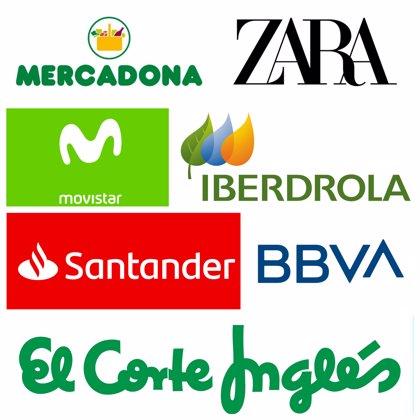 Mercadona entra en el 'top 500' de marcas más valiosas del mundo, en el que están Santander, BBVA o Zara