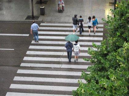 Alerta amarilla por lluvias en Huesca y por deshielos en Teruel y Zaragoza