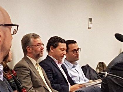 Miguel Ángel Valero, el que fuera 'El Piraña' en 'Verano Azul', director de la Oficina municipal de Accesibilidad