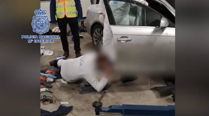 Detenido en Alemania por la muerte de un hombre hallado con impactos de bala en Marbella