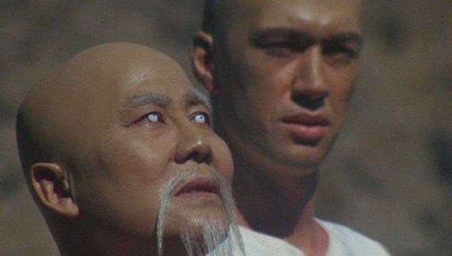 Imagen de la serie de televisión Kung Fu