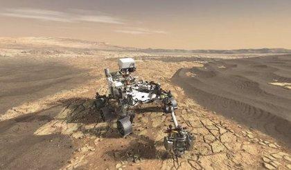 Elige entre nueve propuestas para nombrar al rover Mars 2020 de la NASA